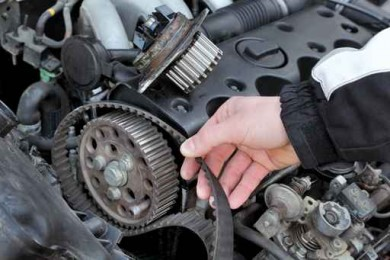 Timing Belt Installation